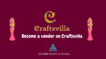 How to sell on Craftsvilla.com | Craftsvilla Seller Registration Guide