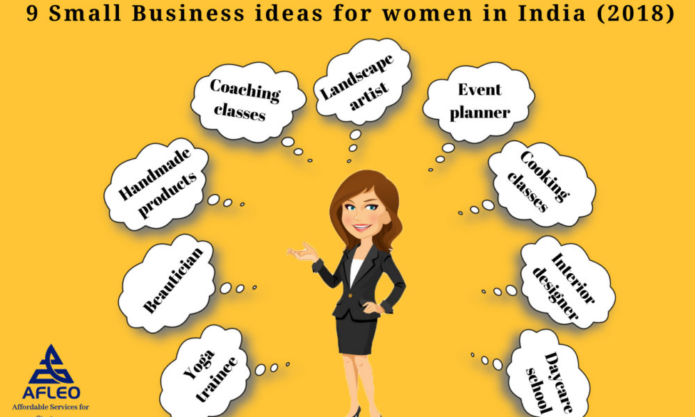 business for women