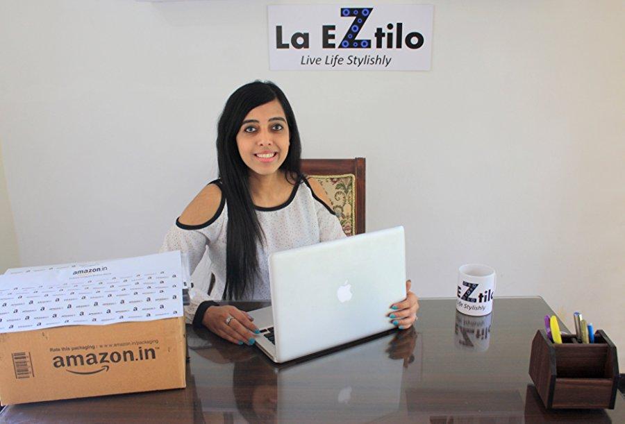 Esha Jafri- Amazon seller