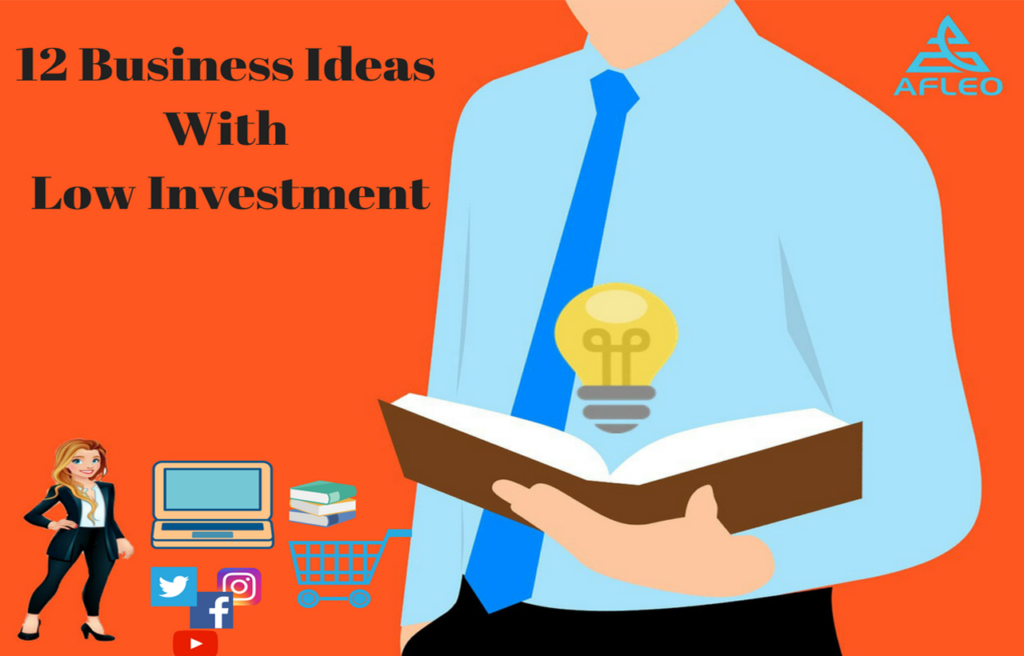 Low Investment Business Ideas With High Profit