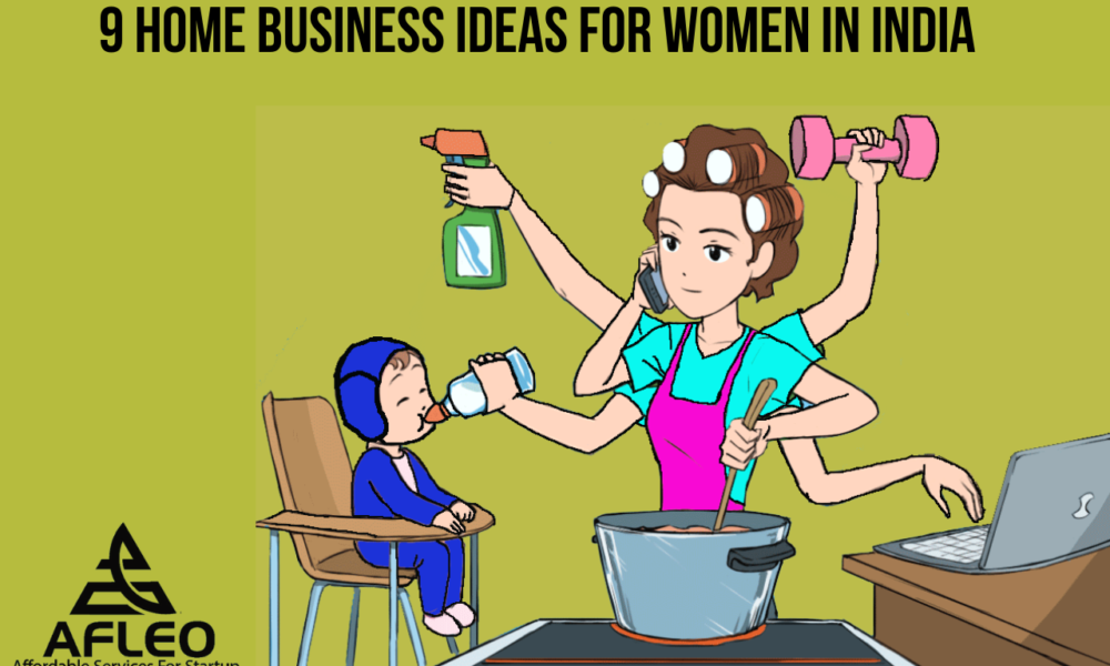 home based business ideas for women