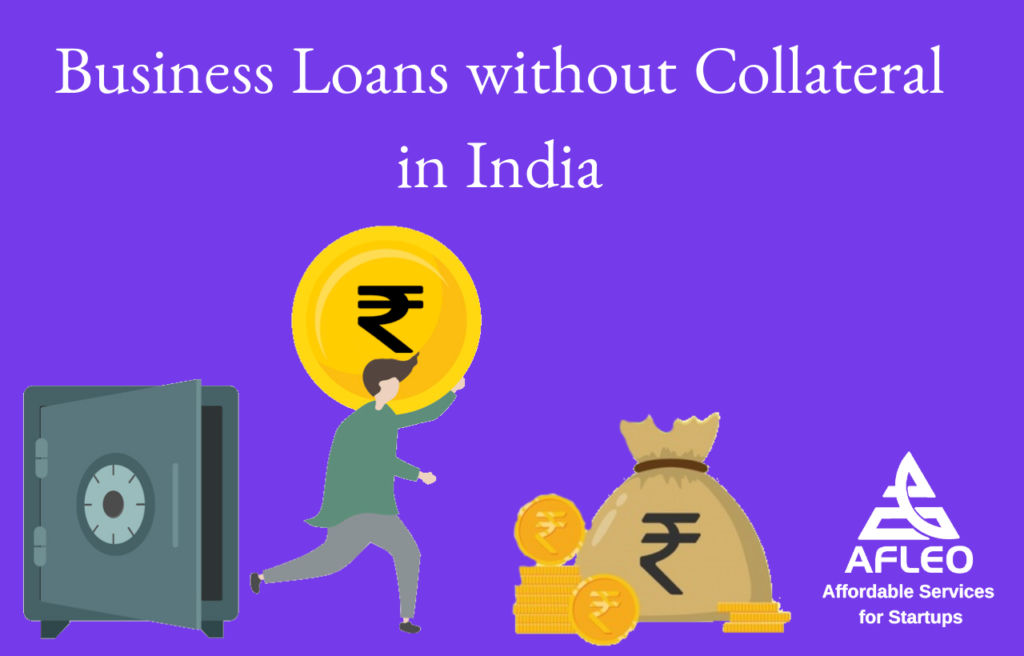 collateral free business loan