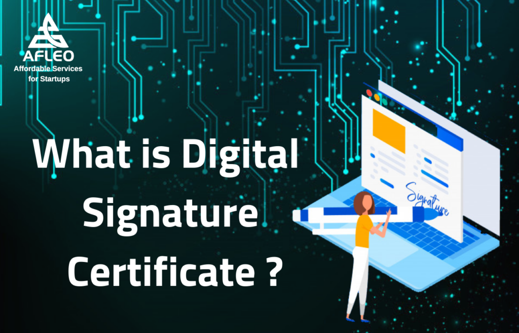 How To Get Digital Signature Certificate Dsc Procedure Types