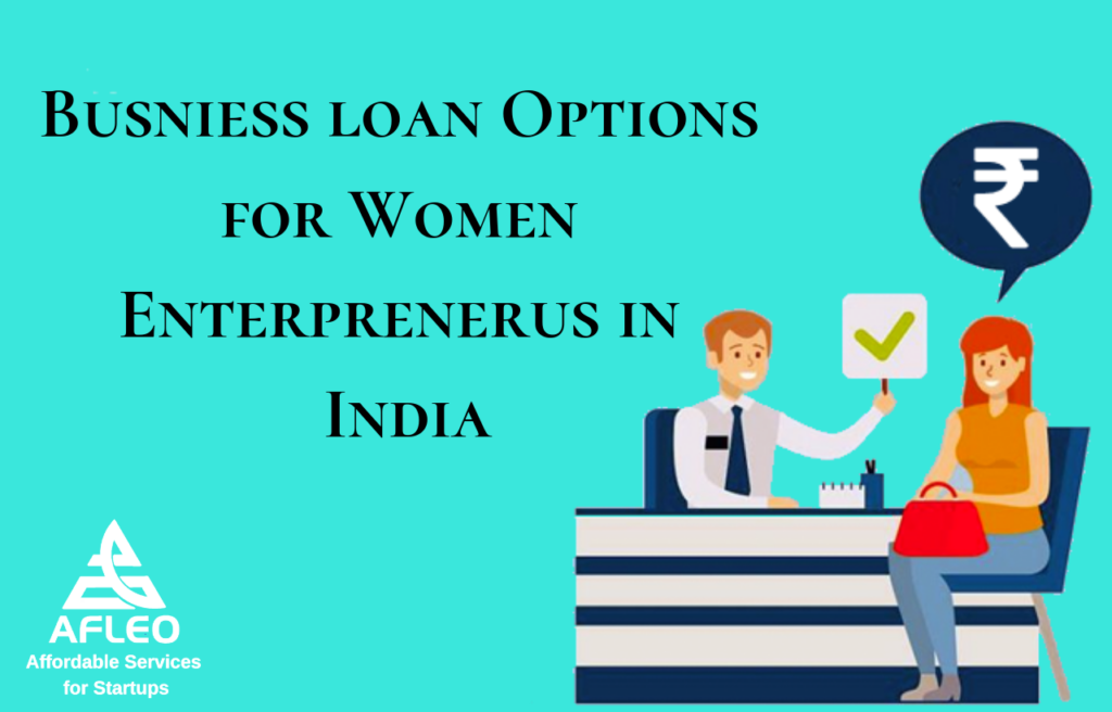 Business Loan for women Entrepreneur